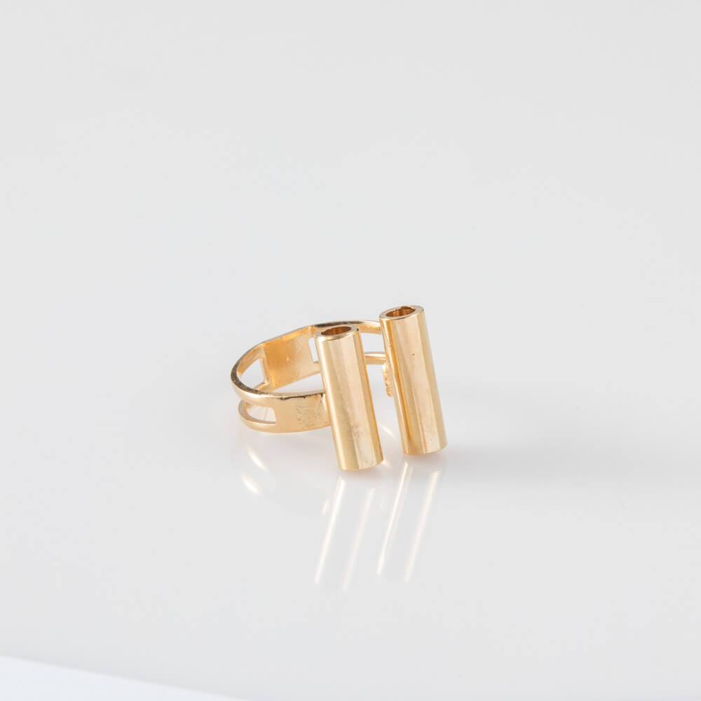 טבעת צינורות פתוחה