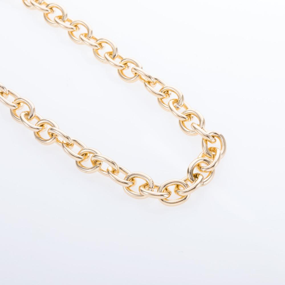 שרשרת לולאות זהב